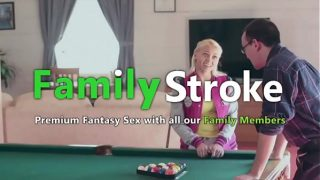 FamilyStroke.net: Marsha May Pool Sex with Step Bro