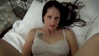 Mom ans Son Share a Bed Mom Wakes Up to Son Masturbating