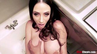 Mom Fucks Son On Washing Machine- Ariella Ferrera