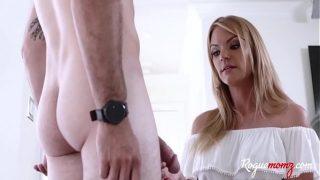MOM helps SON fuck his GF- Raquel Diamon & Rachael Cavalli